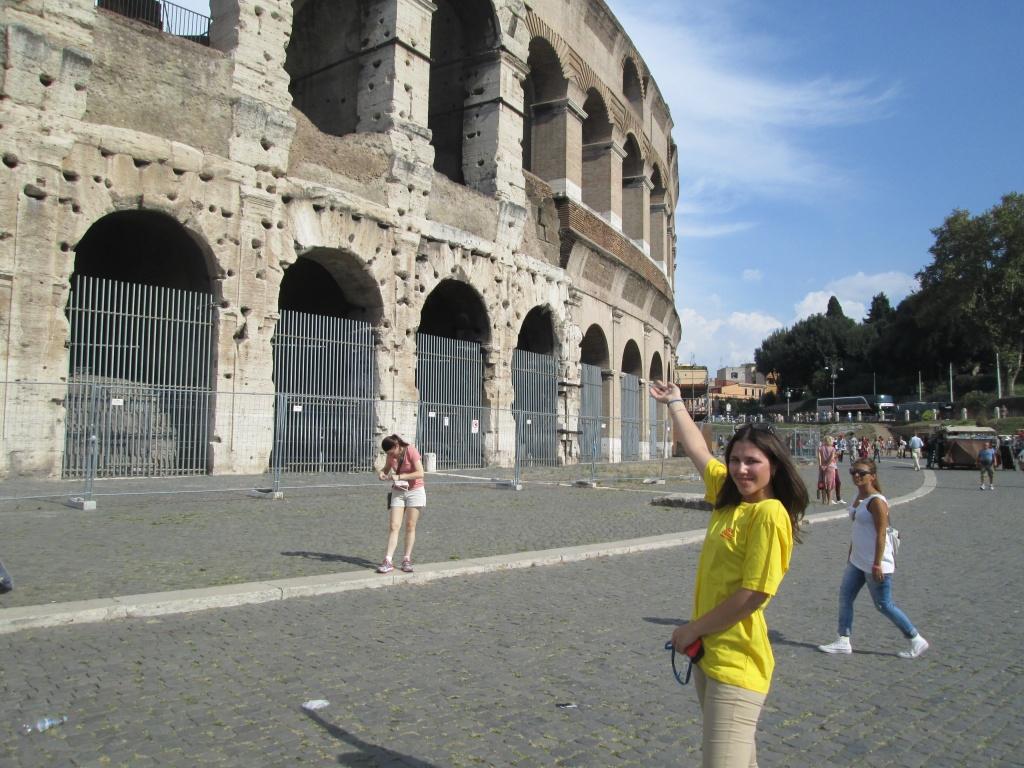 1C trip to Europe