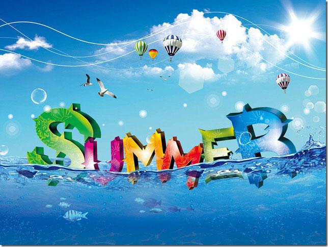 Лето - это маленькая жизнь!