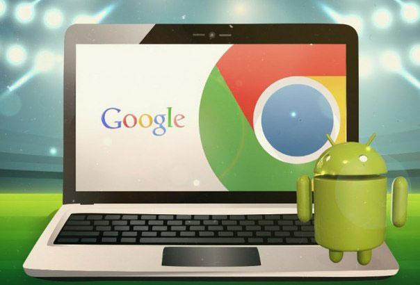 Google объединит ОС Chrome и Android