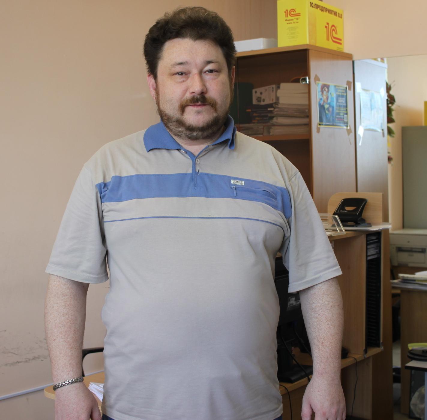 Игорь Вячеславович Завьялов