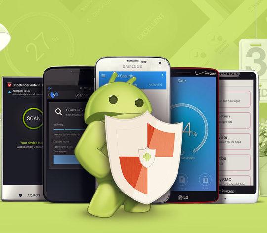 """Как защитить смартфон от """"вредных"""" приложений?"""